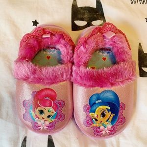 Other - Shimmer and shine toddler slippers